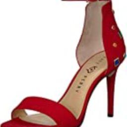 Katy Perry Women's The The Josephina Heeled Sandal, red, 5.5 M Medium US | Amazon (US)