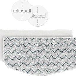 BISSELL - Microfiber Mop Pads and Fragrance Discs - White | Best Buy U.S.