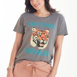 Free Spirit Tiger Tee | Evereve