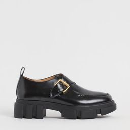 Leather shoes   H&M (UK, IE, MY, IN, SG, PH, TW, HK, KR)