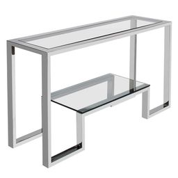 Duplicity Console Table | Z Gallerie