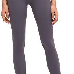 Women's Yoga Pants High Waisted Naked Feeling 7/8 Length Leggings | Amazon (US)