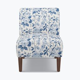 Slipper Chair   The Inside
