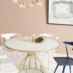 Seaford Pedestal Dining Table | Anthropologie (US)