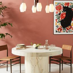 Swirled Drum Dining Table | Anthropologie (US)