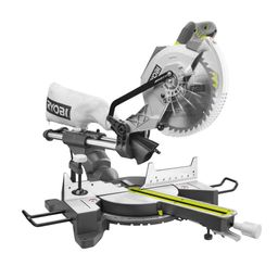 RYOBI 15 Amp 10 in. Sliding Compound Miter Saw with LED-TSS103 - The Home Depot   The Home Depot