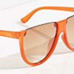 Bowie Shield Sunglasses   Free People (US)