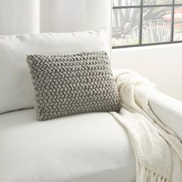 Oversize Thin Group Loops Throw Pillow - Mina Victory   Target