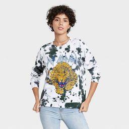 Women's Def Leppard Graphic Sweatshirt   Target