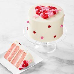 We Take the Cake Valentine's Love is Sweet Cake   Williams-Sonoma
