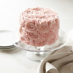 We Take the Cake Pink Rose Chocolate Layer Cake   Williams-Sonoma
