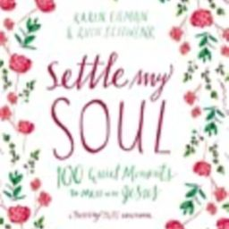 Settle My Soul: 100 Quiet Moments to Meet with Jesus (Pressing Pause)   Amazon (US)