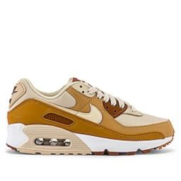 Nike Air Max 90 Twist Sneaker in Oatmeal, Chutney Twin & Light Bone White from Revolve.com   Revolve Clothing (Global)