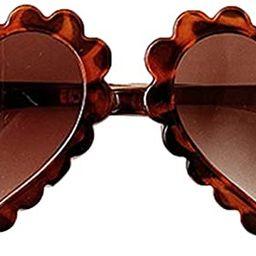 Kids Toddler Baby Girl Boy Heart Shaped Anti-UV Sunglasses, Eyewear Glasses for Party Photography... | Amazon (US)