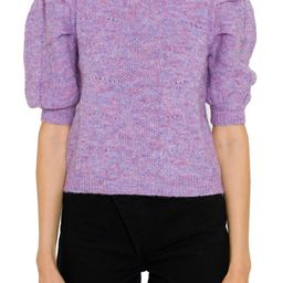 Puff Sleeve Sweater | Nordstrom