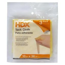 HDX 18 in. x 36 in. Tack Cloths (3-Pack)-HDTC-3PK - The Home Depot | The Home Depot