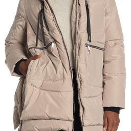 Sam Edelman   Faux Fur Hooded Full Zip Parka   Nordstrom Rack   Nordstrom Rack