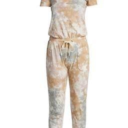 Britton Tie-Dye Jumpsuit | Saks Fifth Avenue