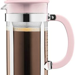 Bodum FRENCH PRESS CAFFETTIERA 8 CUP STRAWBERRY, 34 Oz., Light Pink   Amazon (CA)