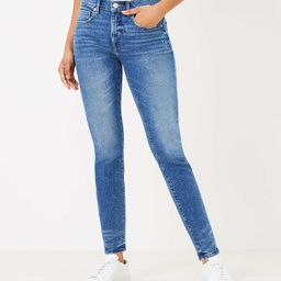 Skinny Jeans in Authentic Mid Vintage Wash | LOFT
