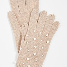 Pearl Scatter Gloves   Shopbop