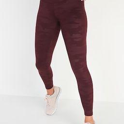 High-Waisted Elevate 7/8-Length Leggings for Women | Old Navy (US)