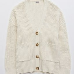 Aerie Pocket Cardigan | American Eagle Outfitters (US & CA)