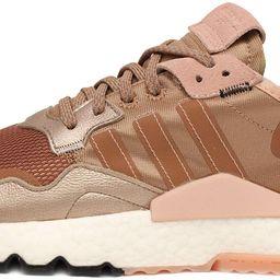 adidas Nite Jogger Shoes Women's, Gold, Size 6.5 | Amazon (US)