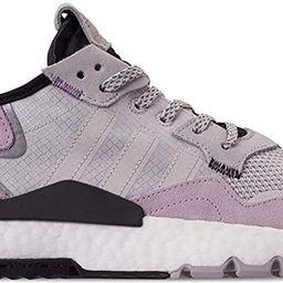 adidas Nite Jogger W Womens Ee5906 Size 7 Grey | Amazon (US)