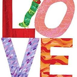 Love from The Very Hungry Caterpillar (The World of Eric Carle) | Amazon (US)