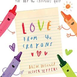 Love from the Crayons | Amazon (US)