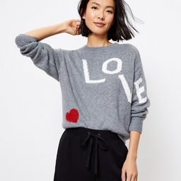 Lou & Grey Love Sweater | LOFT