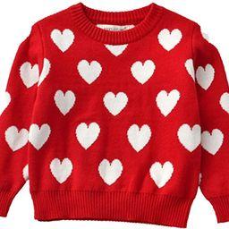 GRNSHTS Baby Girls Loose Long Sleeve Knit Sweater   Amazon (US)