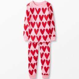 Long John Pajamas in Organic Cotton   Hanna Andersson