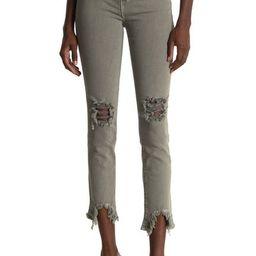 L'AGENCE | High Line High Rise Skinny Jeans | HauteLook | Hautelook