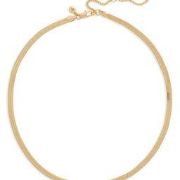 Herringbone Chain Necklace | Nordstrom
