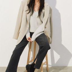 Rib-knit merino-blend jumper  £34.99 | H&M (UK, IE, MY, IN, SG, PH, TW, HK)