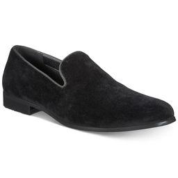 INC Men's Trace Velvet Loafers, Created for Macy's   Macys (US)