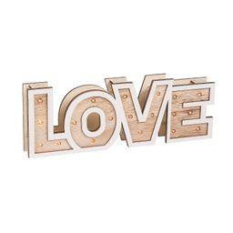 Rustic Love Marquee Sign - Home Decor - 1 Piece | Walmart (US)