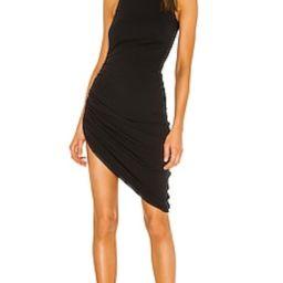 Lovers + Friends Eva Midi Dress in Black from Revolve.com | Revolve Clothing (Global)
