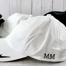 Monogram Nike Hat | Etsy (US)