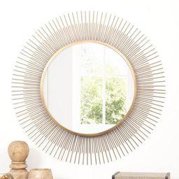 Pressler Sunburst Accent Mirror   Wayfair North America