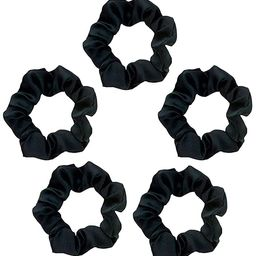 Kitsch Pro Satin Scrunchies, Hair Scrunchies for Frizz Prevention, Satin Hair Ties for Breakage P... | Amazon (US)
