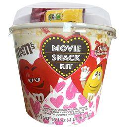 CandyRific Valentine's Day M&M's Movie Popcorn Bucket Variety Pack - 16.1oz | Target