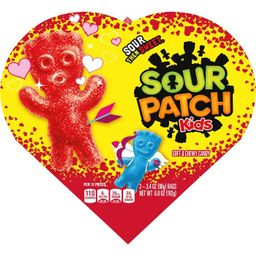 Sour Patch Kids Valentine's Candy Heart - 6.8oz | Target