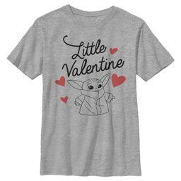Boy's Star Wars The Mandalorian The Child Little Valentine T-Shirt | Target