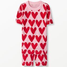 Short John Pajamas In Organic Cotton | Hanna Andersson
