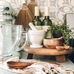 Round Wooden Riser   Round Display   Round Mini Stool   Decor   Decorative Riser   Kitchen Riser ...   Etsy (CAD)