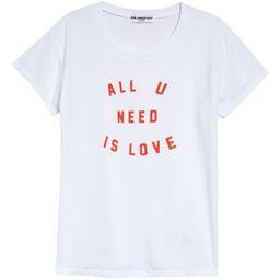 Kids' All U Need is Love Graphic Tee | Nordstrom