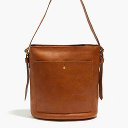 The Transport Bucket Bag | Madewell